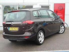 2014 Vauxhall Zafira Tourer 2.0 CDTi Exclusiv 5 door Diesel Estate