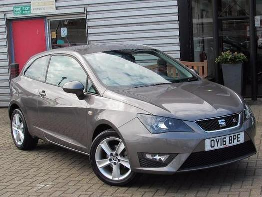2016 seat ibiza sc 1 2 tsi fr 3 door petrol coupe in aylesbury buckinghamshire gumtree. Black Bedroom Furniture Sets. Home Design Ideas