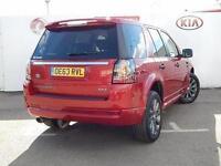 2014 Land Rover Freelander 2 2.2 SD4 Dynamic 5 door Auto Diesel Estate