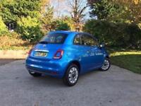 2017 Fiat 500 1.2 Mirror 3 door Petrol Hatchback