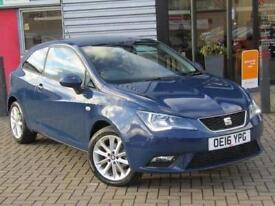 2016 SEAT Ibiza SC 1.0 Vista 3 door Petrol Coupe