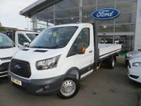 2017 Ford Transit Chassis Cab 2.0 TDCi 130ps Chassis Cab Diesel Van