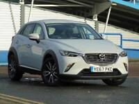 2017 Mazda CX-3 1.5d Sport Nav 5 door AWD Diesel Hatchback