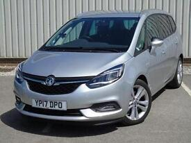 2017 Vauxhall Zafira Tourer 2.0 CDTi SRi 5 door Diesel Estate