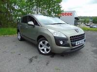 2012 Peugeot 3008 1.6 HDi 112 Active II 5 door Diesel Estate