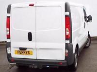 2014 Vauxhall Vivaro 2.0CDTI [115PS] Van 2.7t Euro 5 Diesel