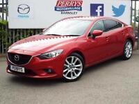 2013 Mazda 6 2.0 Sport 4 door Petrol Saloon