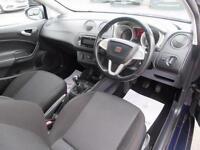 2010 SEAT Ibiza SC 1.4 Sport 3 door Petrol Coupe