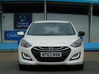 2013 Hyundai i30 1.6 CRDi Blue Drive Active 5 door Diesel Hatchback