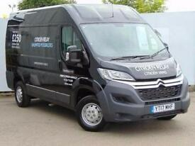 2017 Citroen Relay 2.0 BlueHDi H2 Van 130ps Enterprise Diesel