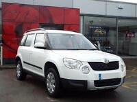2012 Skoda Yeti 1.2 TSI S 5 door Petrol Estate