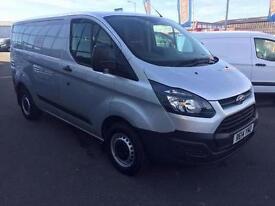 2014 Ford Transit Custom 2.2 TDCi 100ps Low Roof Van Diesel