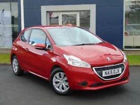 2015 Peugeot 208 1.0 VTi Access+ 3 door Petrol Hatchback