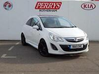 2011 Vauxhall Corsa 1.2i 16V Limited Edition 3 door Petrol Hatchback