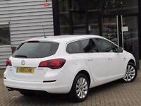 2011 Vauxhall Astra 2.0 CDTi 16V SE 5 door Auto Diesel Estate