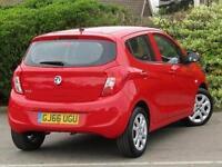 2016 Vauxhall Viva 1.0 SE 5 door Petrol Hatchback