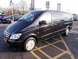 2014 Mercedes Vito 113CDI BlueEFFICIENCY 8-Seater Diesel Van