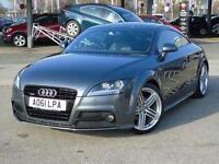 2011 Audi TT Coupe 2.0 TDI Quattro Black Edition 2 door Diesel Coupe