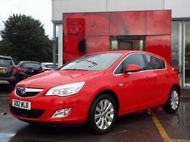 2012 Vauxhall Astra 2.0 CDTi 16V ecoFLEX Elite 5 door Diesel Hatchback
