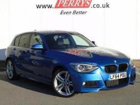 2014 BMW 1-Series 120d M Sport 5 door Step Auto Diesel Hatchback