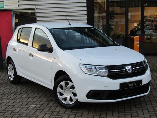2017 dacia sandero 1 0 sce ambiance 5 door petrol hatchback in aylesbury buckinghamshire. Black Bedroom Furniture Sets. Home Design Ideas
