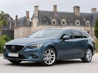 2016 Mazda 6 2.2d SE 5 door Diesel Estate