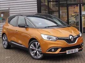 2016 Renault Scenic 1.6 dCi Dynamique S Nav 5 door Diesel Estate