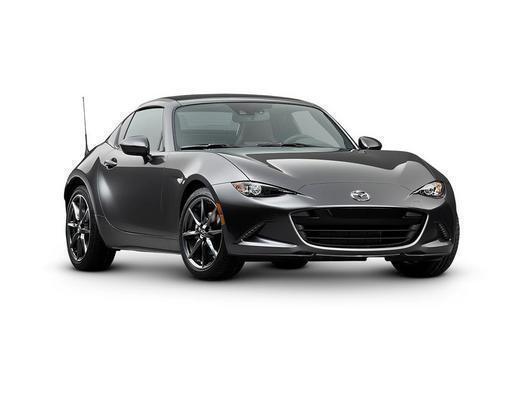 2017 Mazda MX-5 RF 2.0 Sport Nav 2 door Petrol Convertible