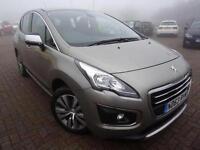 2014 Peugeot 3008 1.6 HDi 115 Active II 5 door Diesel Estate