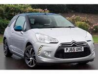 2015 Citroen DS3 1.2 PureTech DStyle Plus 3 door Petrol Hatchback