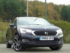 2017 Citroen DS4 2.0 BlueHDi Prestige 5 door Diesel Hatchback