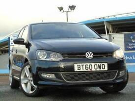 2010 Volkswagen Polo 1.2 TSI 105 SEL 3 door Petrol Hatchback