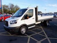 2017 Ford Transit 2.0 TDCi 130ps Chassis Cab Diesel Van