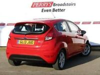 2013 Ford Fiesta 1.25 82 Zetec 5 door Petrol Hatchback