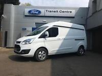 2016 Ford Transit Custom 2.2 TDCi 125ps High Roof Limited Van Diesel