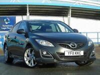 2011 Mazda 6 2.2d [180] Sport 5 door Diesel Hatchback