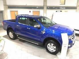 2018 Ford Ranger Pick Up Double Cab Limited 1 2.2 TDCi Auto Diesel Double Cab Pi