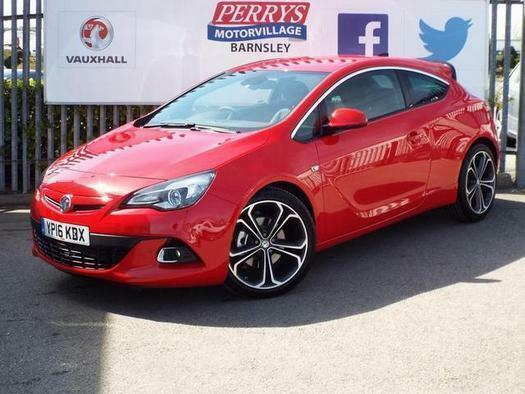 2016 vauxhall astra gtc 1 6 cdti 16v ecoflex limited edition 3 door diesel coupe in barnsley. Black Bedroom Furniture Sets. Home Design Ideas