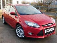 2014 Ford Focus 1.6 TDCi 115 Zetec Navigator 5 door Diesel Estate