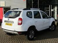 2016 Dacia Duster 1.5 dCi 110 Laureate 5 door Diesel Estate