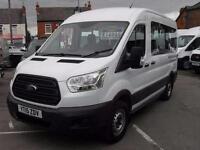 2015 Ford Transit Minibus 2.2 TDCi 125ps H2 12 Seater Diesel Van