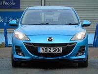 2012 Mazda 3 1.6d [115] TS2 5 door Diesel Hatchback