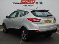 2014 Hyundai ix35 1.7 CRDi SE 5 door 2WD Diesel Estate