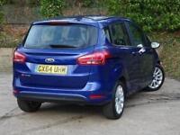 2014 Ford B-MAX 1.6 Titanium 5 door Powershift Petrol Hatchback