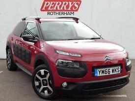 2017 Citroen C4 Cactus 1.6 BlueHDi Flair 5 door [non Start Stop] Diesel Hatchbac