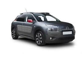 2017 Citroen C4 Cactus 1.2 PureTech [82] Feel 5 door Petrol Hatchback