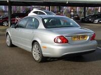 2009 Jaguar X-TYPE 2.2d S 2009 4 door Auto DPF Diesel Saloon