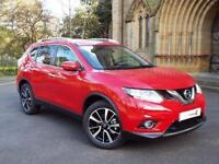2017 Nissan X-Trail 1.6 dCi N-Vision 5 door Xtronic [7 Seat] Diesel Estate
