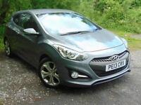 2013 Hyundai i30 1.6 Sport 3 door Petrol Hatchback