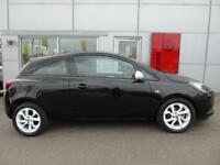 2017 Vauxhall Corsa 1.4 Sting 3 door Petrol Hatchback